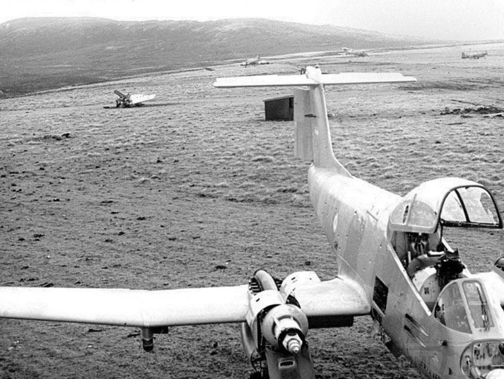 11921 - Фолклендская война
