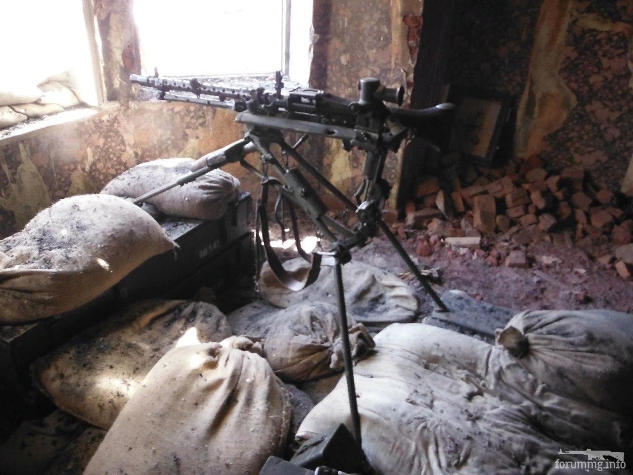 119210 - Все о пулемете MG-34 - история, модификации, клейма и т.д.