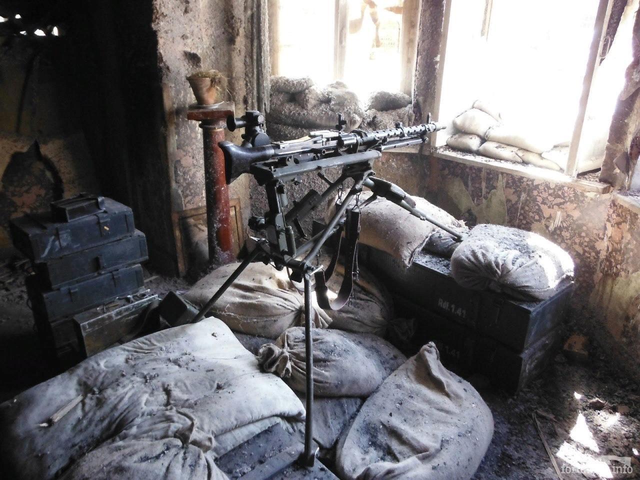 119211 - Все о пулемете MG-34 - история, модификации, клейма и т.д.