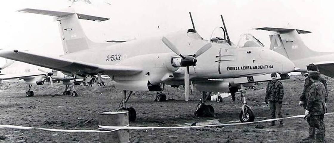 11924 - Фолклендская война