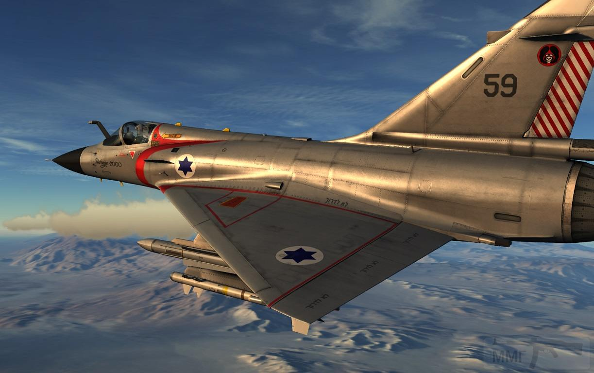11925 - ВВС Израиля в бою