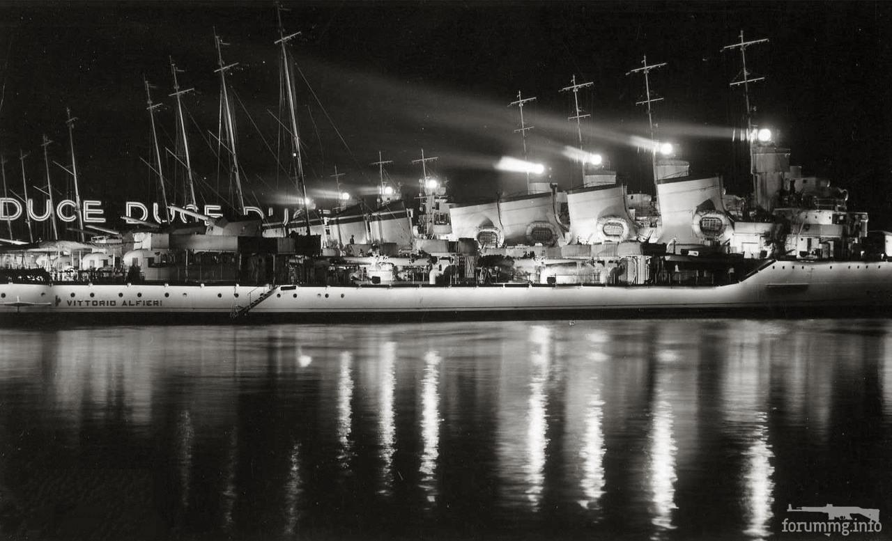119257 - Regia Marina - Italian Battleships Littorio Class и другие...