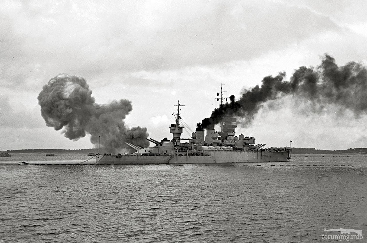 119263 - Regia Marina - Italian Battleships Littorio Class и другие...
