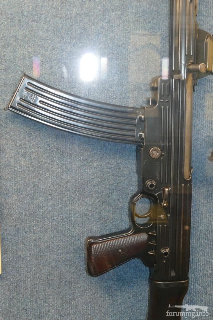 119303 - Sturmgewehr Haenel / Schmeisser MP 43MP 44 Stg.44 - прототипы, конструкция история