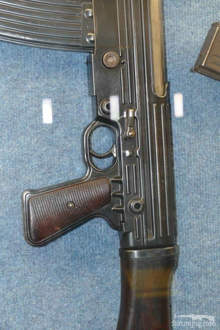119306 - Sturmgewehr Haenel / Schmeisser MP 43MP 44 Stg.44 - прототипы, конструкция история