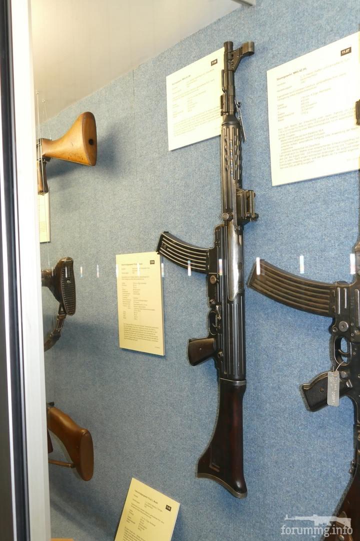 119307 - Sturmgewehr Haenel / Schmeisser MP 43MP 44 Stg.44 - прототипы, конструкция история