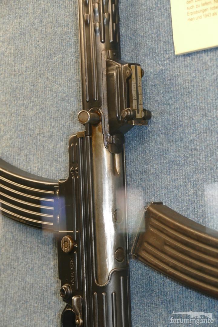 119308 - Sturmgewehr Haenel / Schmeisser MP 43MP 44 Stg.44 - прототипы, конструкция история