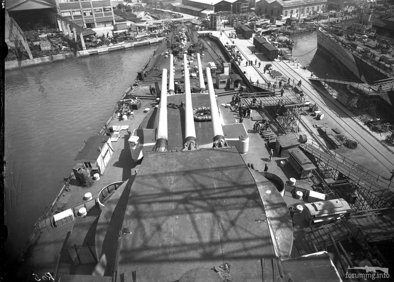 119334 - Regia Marina - Italian Battleships Littorio Class и другие...