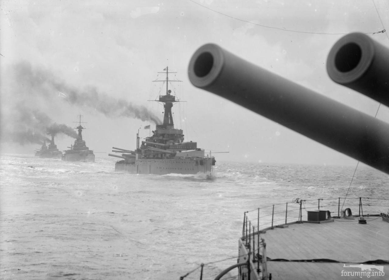 119337 - Броненосцы, дредноуты, линкоры и крейсера Британии