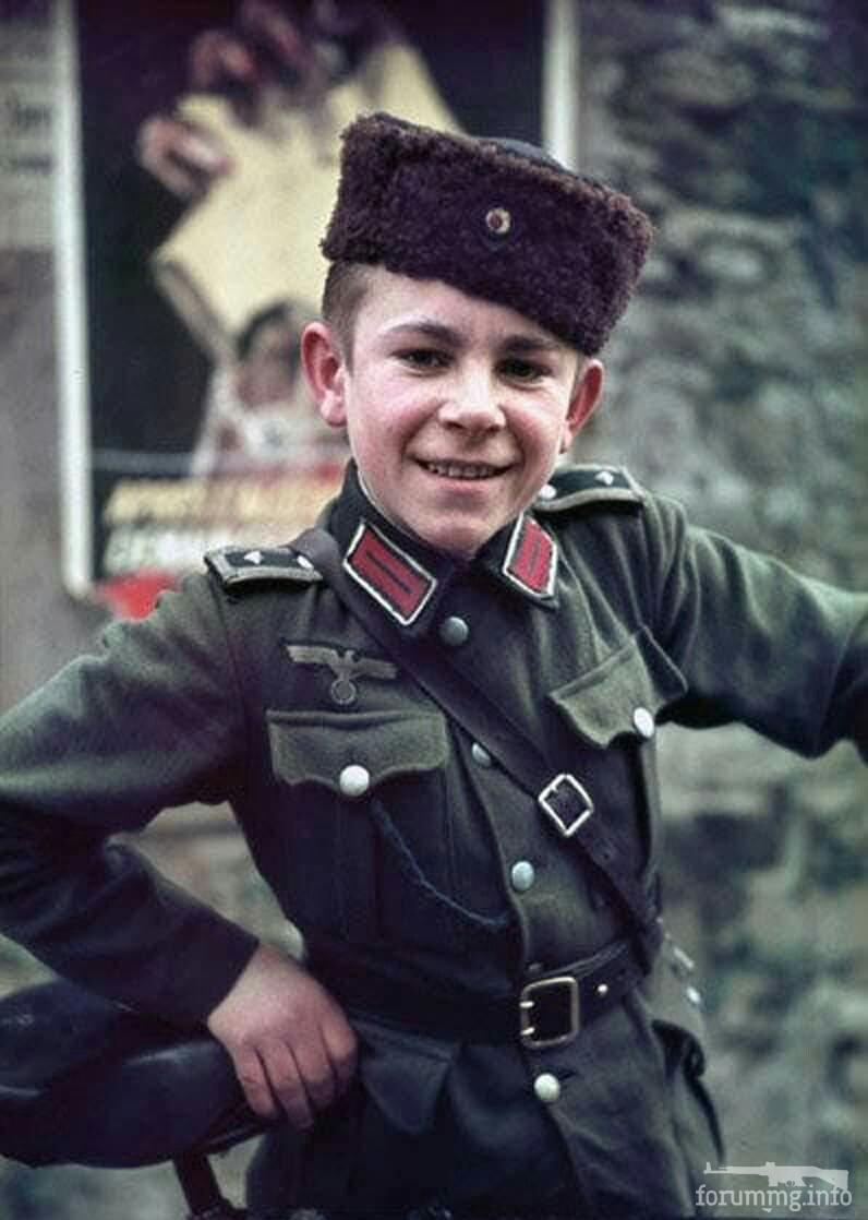 119414 - Советские люди на стороне немцев