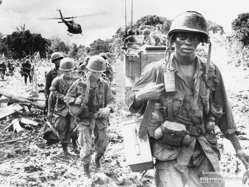 119486 - Война во Вьетнаме. Фототема
