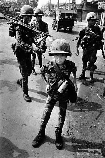 119496 - Война во Вьетнаме. Фототема