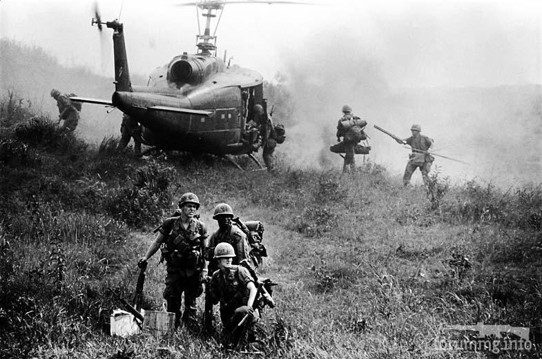 119498 - Война во Вьетнаме. Фототема