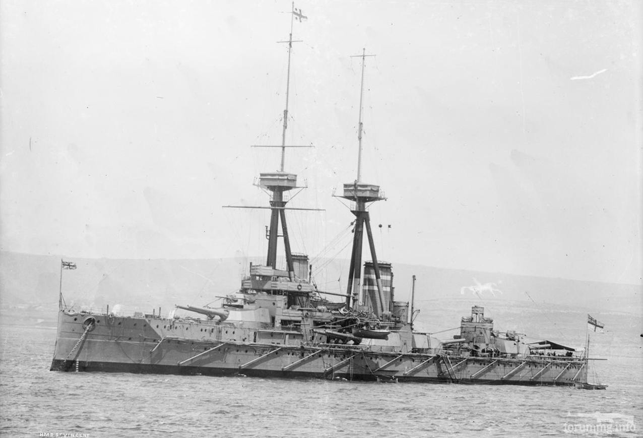 119561 - Линкор HMS St. Vincent