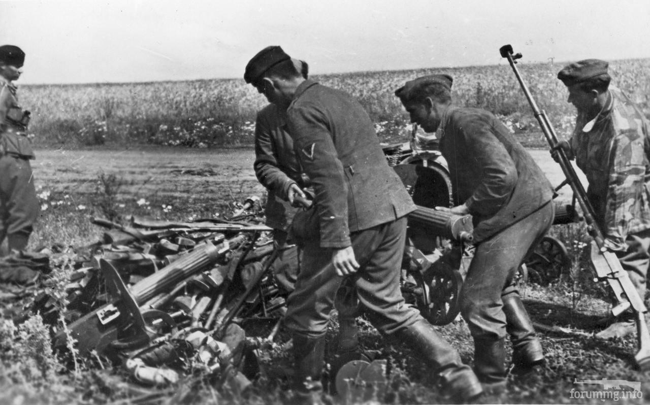 119735 - Военное фото 1941-1945 г.г. Восточный фронт.