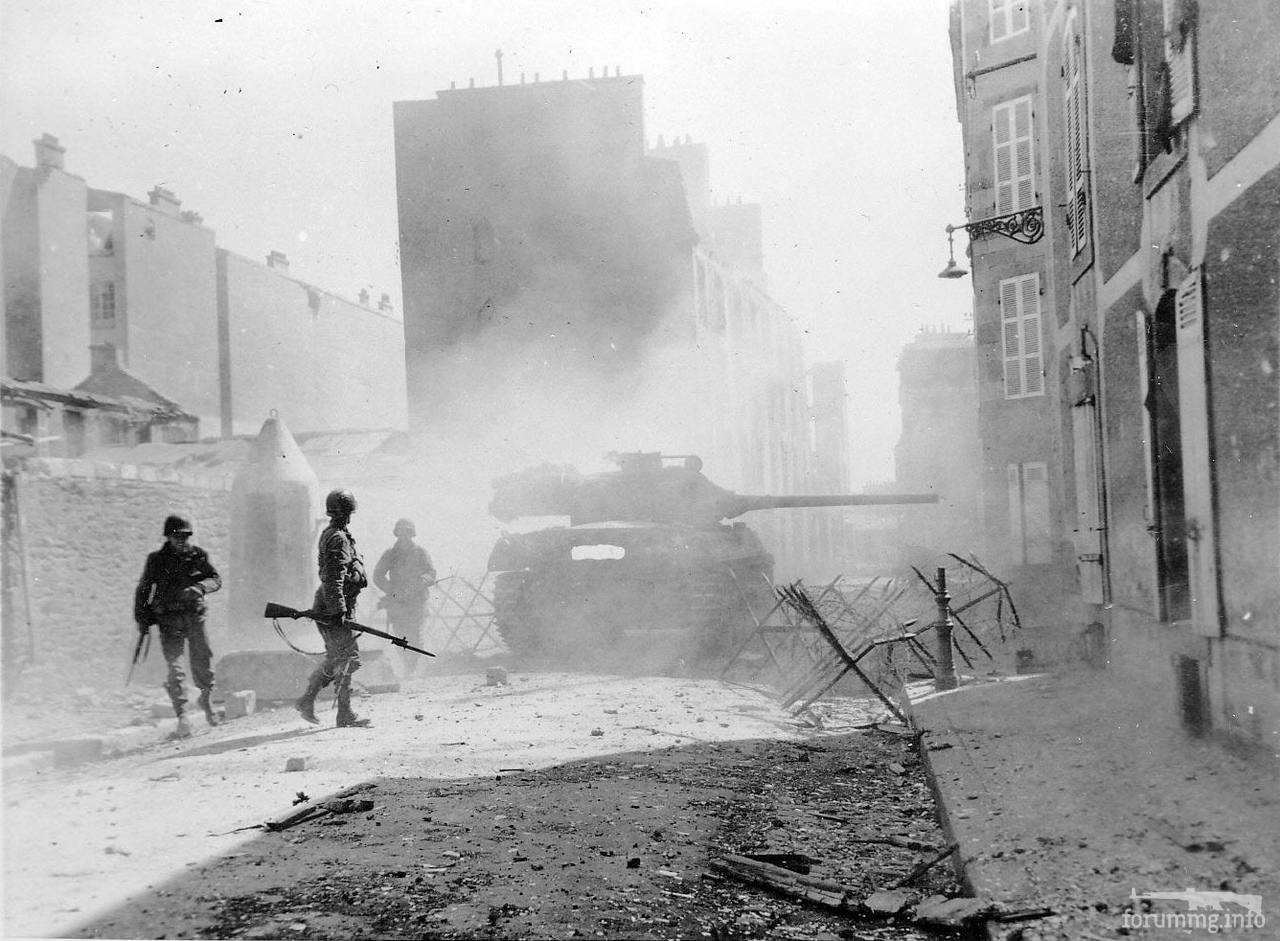 119848 - Военное фото 1939-1945 г.г. Западный фронт и Африка.