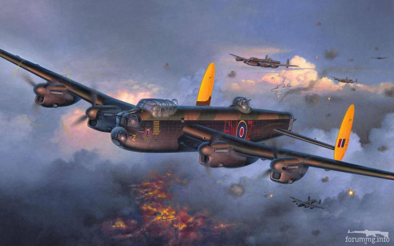 119924 - Стратегические бомбардировки Германии и Японии