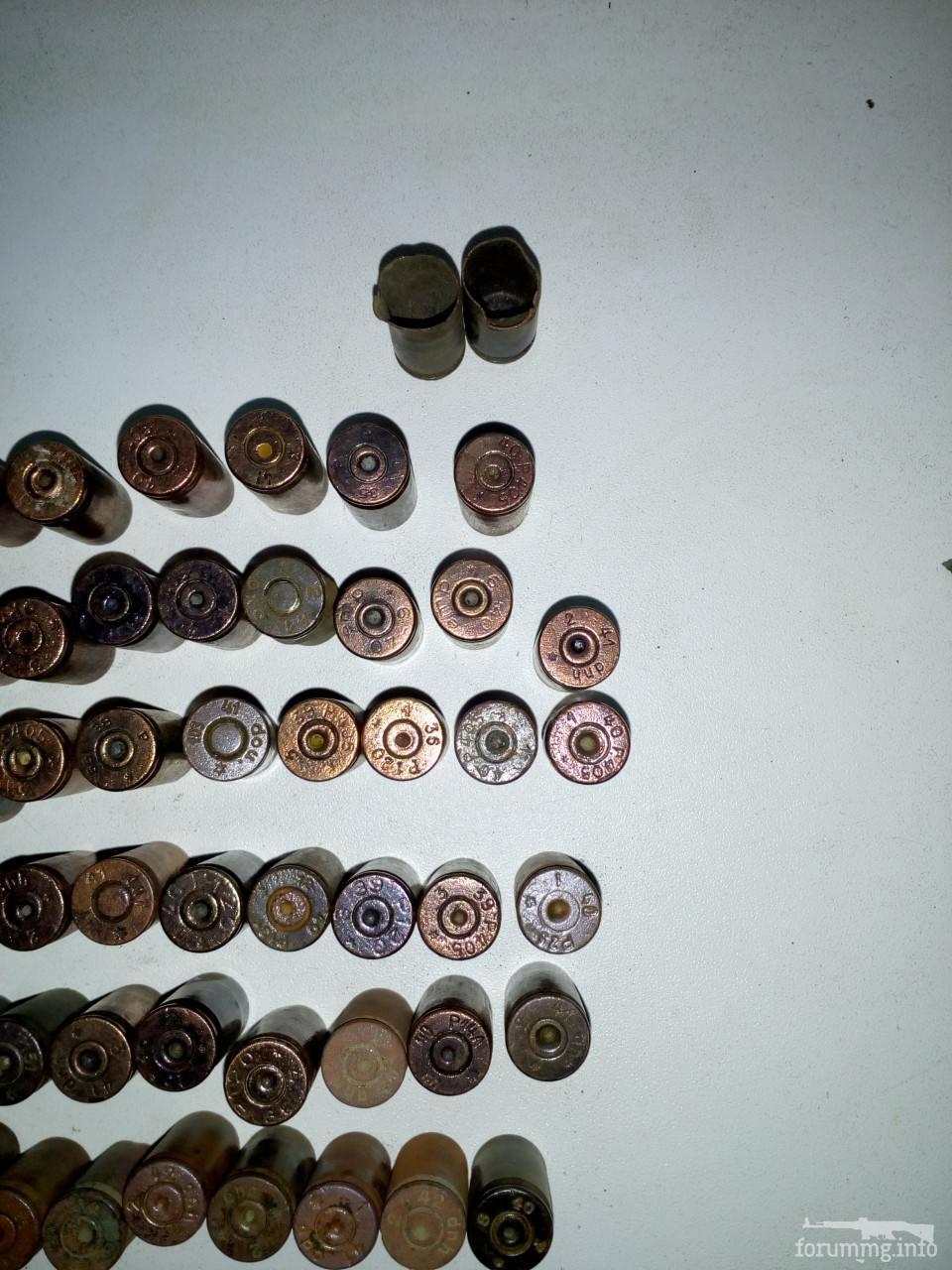 120199 - Гильзы Люгер 9х19 разные клейма, коп, латунь