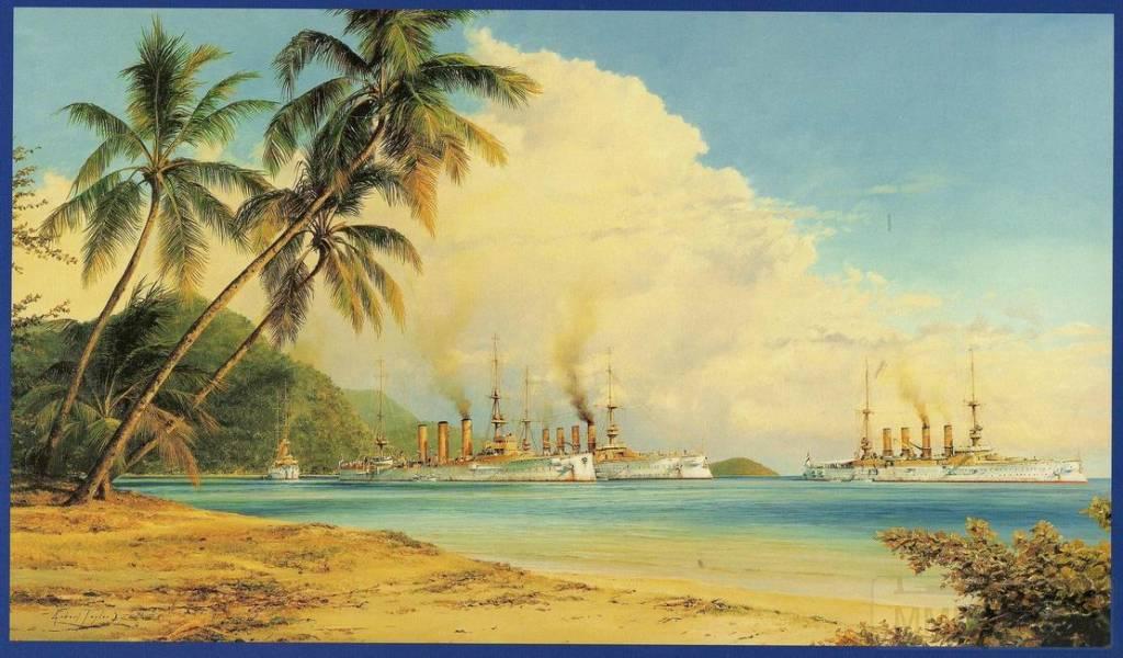 1203 - Сюрприз для адмирала