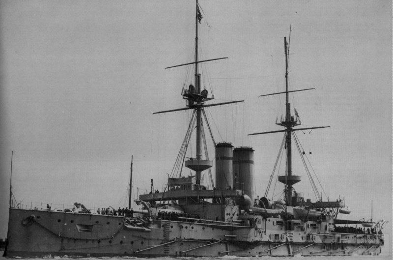 1204 - Сюрприз для адмирала