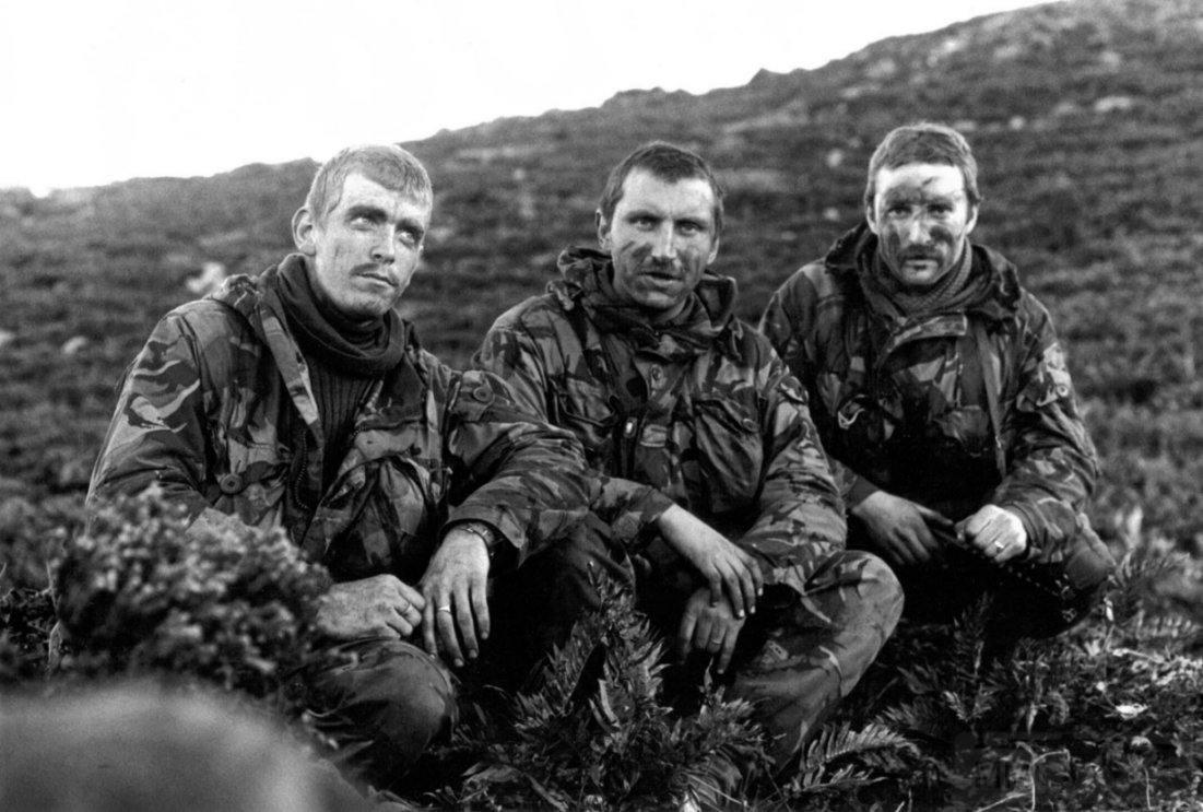 12041 - Фолклендская война