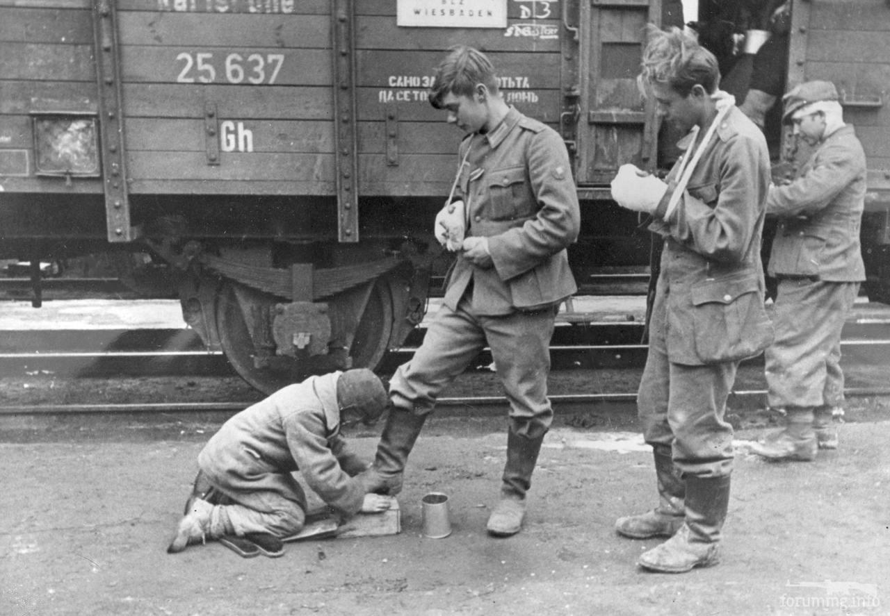 120466 - Военное фото 1941-1945 г.г. Восточный фронт.