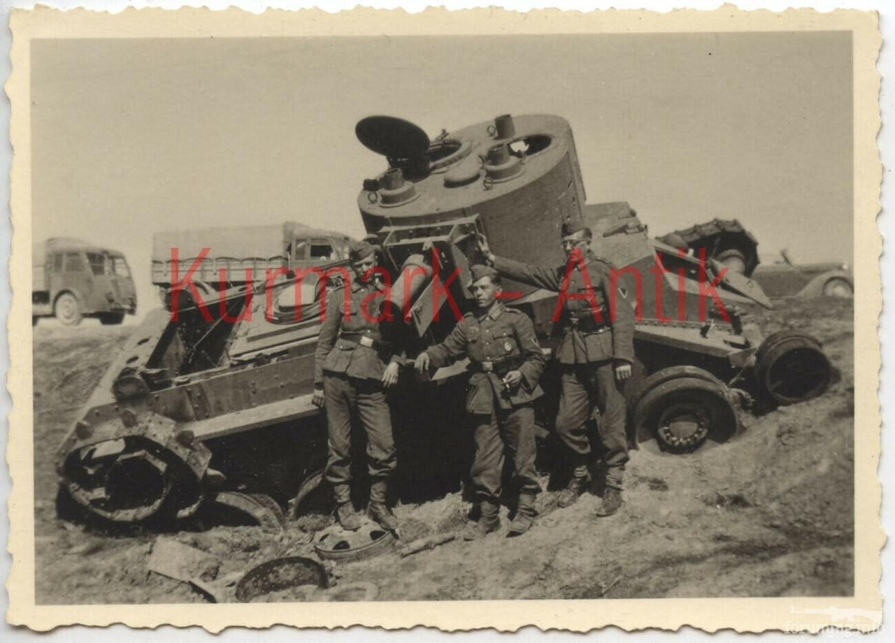 120641 - Лето 1941г,немецкие фото.