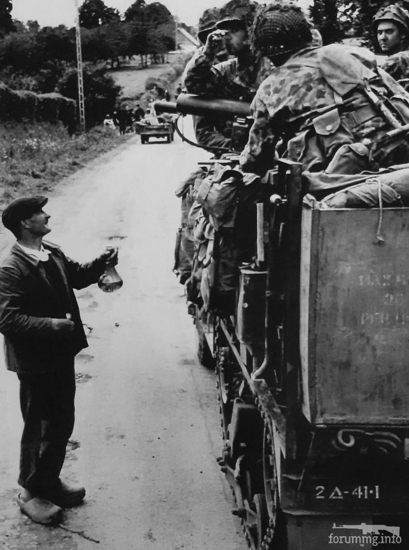 120643 - Военное фото 1939-1945 г.г. Западный фронт и Африка.