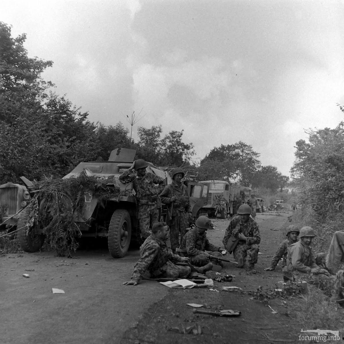 120645 - Военное фото 1939-1945 г.г. Западный фронт и Африка.