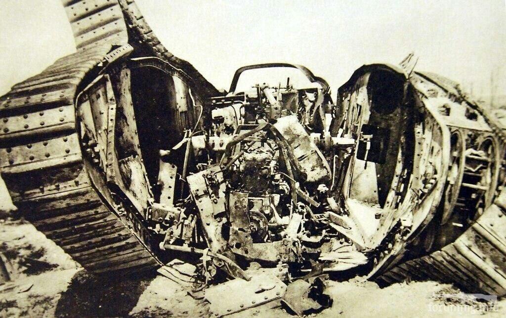 120705 - Военное фото. Западный фронт. 1914-1918г.г.