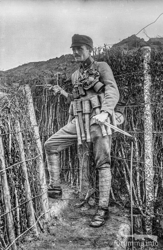 120779 - Военное фото. Западный фронт. 1914-1918г.г.