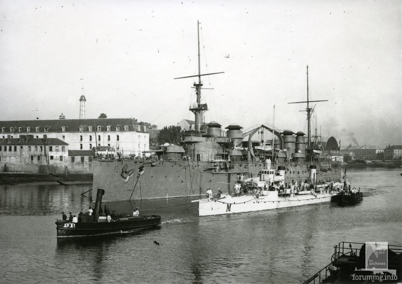 121073 - Французский флот