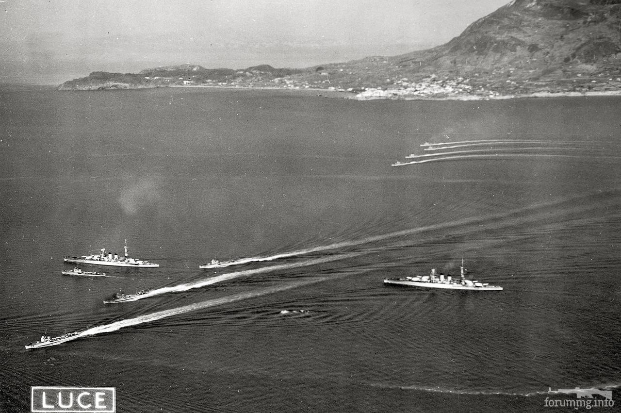 121079 - Regia Marina - Italian Battleships Littorio Class и другие...