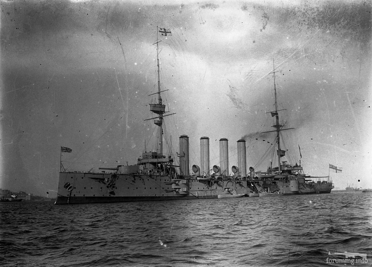 121080 - Броненосцы, дредноуты, линкоры и крейсера Британии