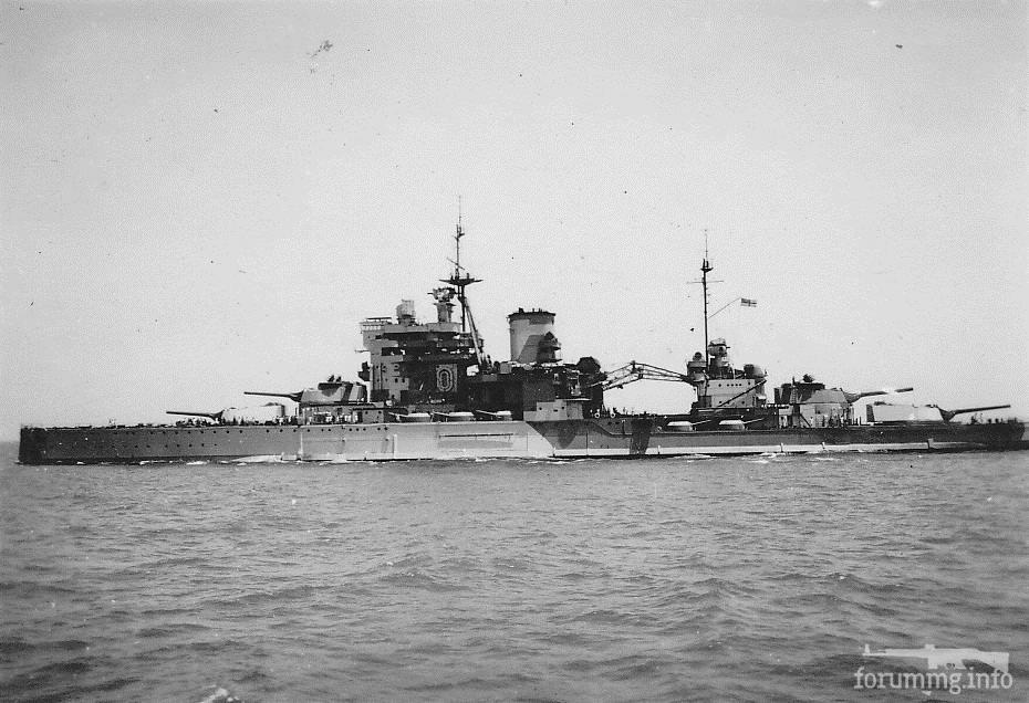 121091 - Броненосцы, дредноуты, линкоры и крейсера Британии