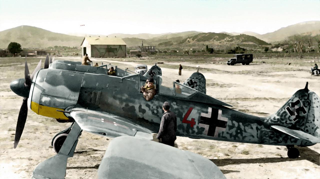 121102 - Самолеты Luftwaffe