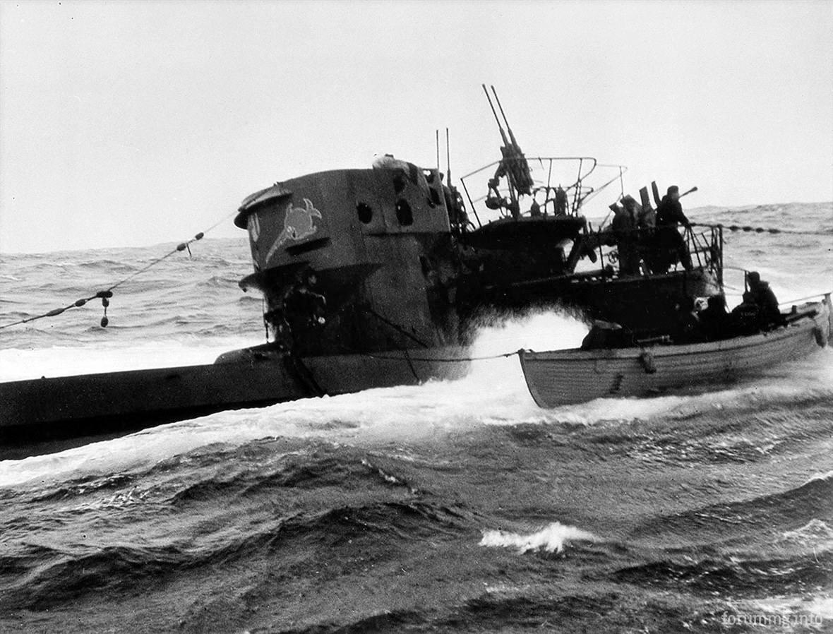 121103 - Действия немецких подлодок в Атлантике