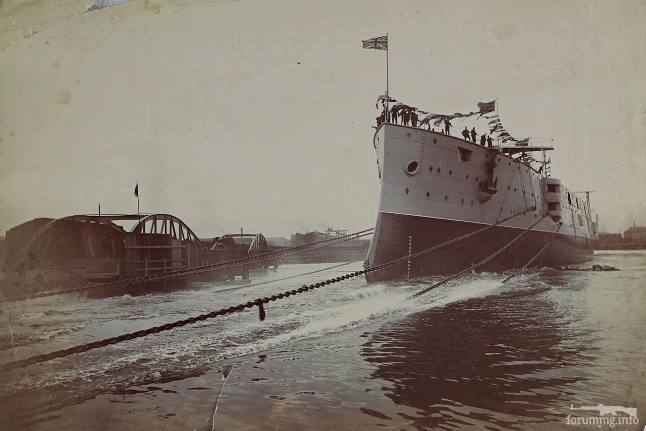 121321 - Броненосцы, дредноуты, линкоры и крейсера Британии