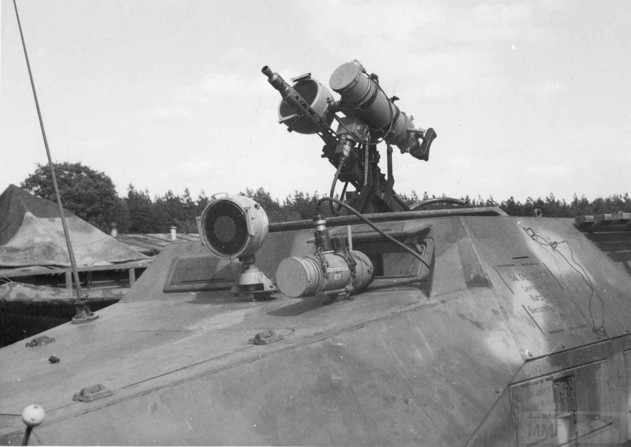 12135 - MG-42 Hitlersäge (Пила Гитлера) - история, послевоенные модификации, клейма...