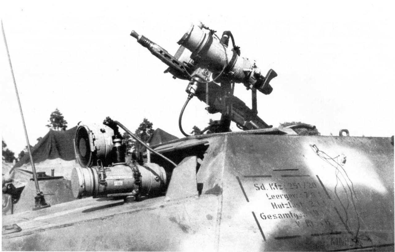 12136 - MG-42 Hitlersäge (Пила Гитлера) - история, послевоенные модификации, клейма...