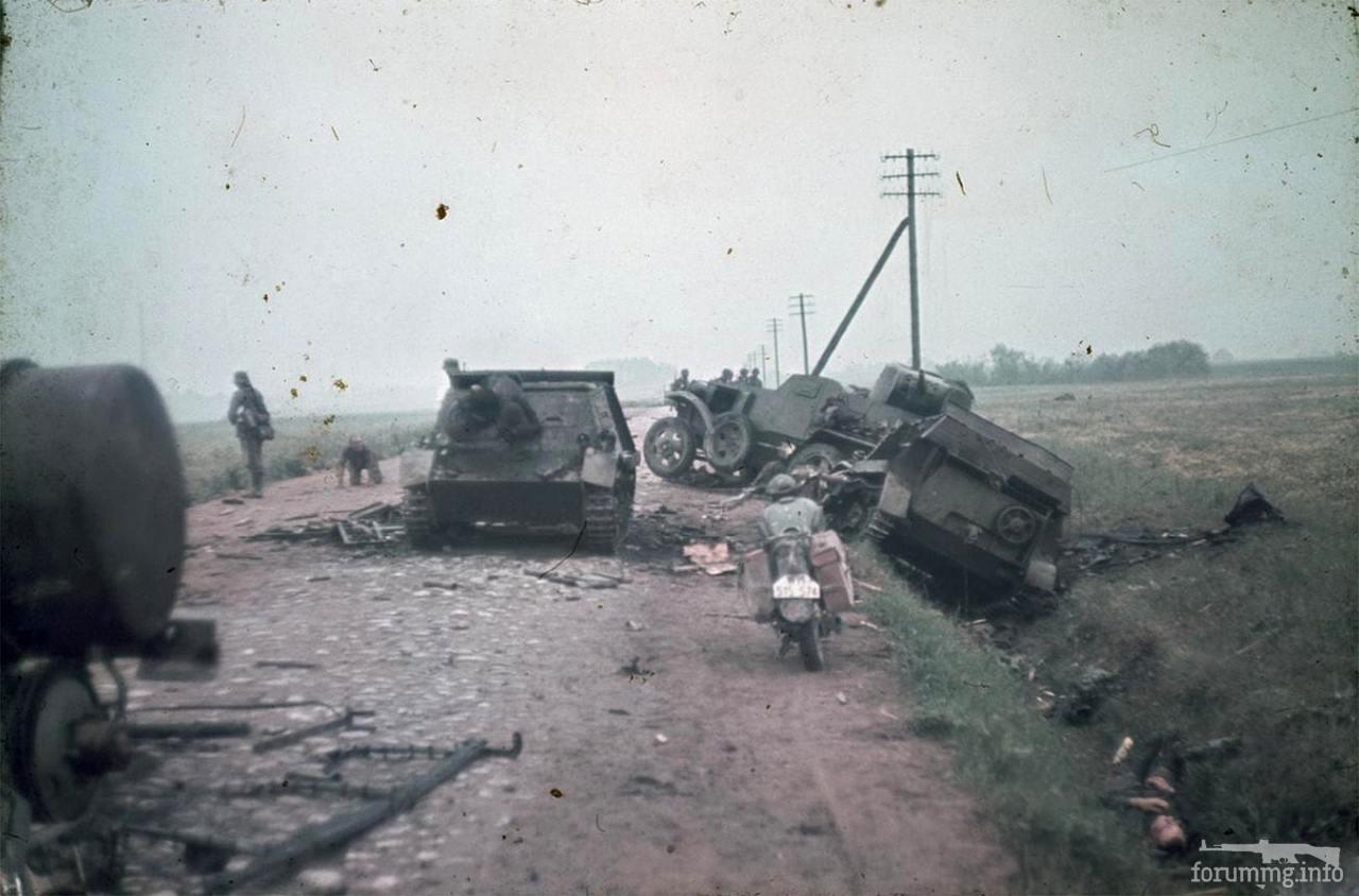 121432 - Лето 1941г,немецкие фото.