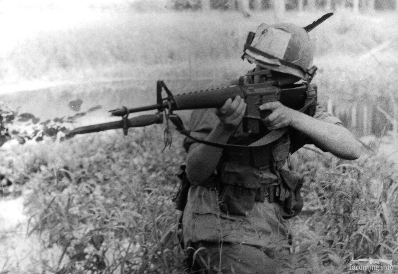121434 - Семейство Armalite / Colt AR-15 / M16 M16A1 M16A2 M16A3 M16A4