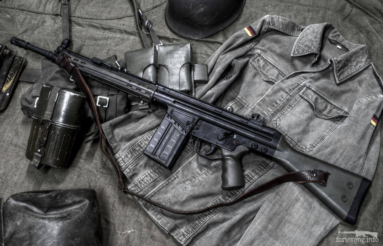 121435 - Фототема Стрелковое оружие