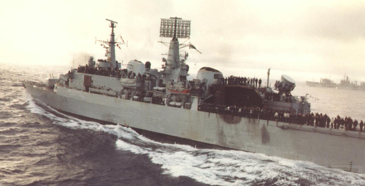 12149 - HMS Glamorgan (D19)
