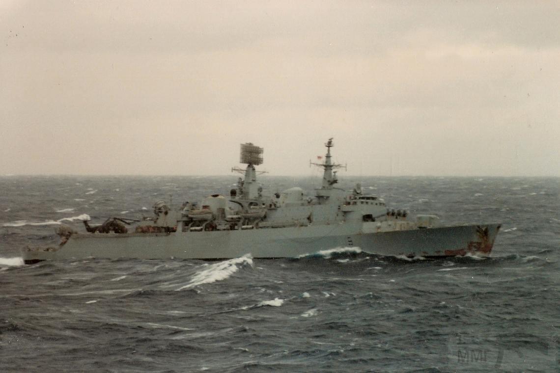 12152 - HMS Glamorgan (D19)