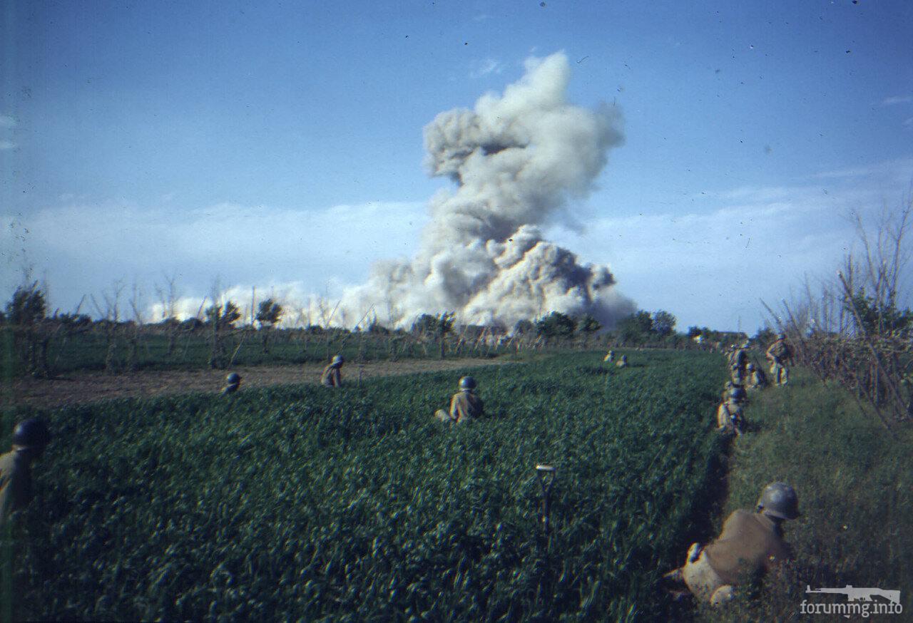 121567 - Военное фото 1939-1945 г.г. Западный фронт и Африка.