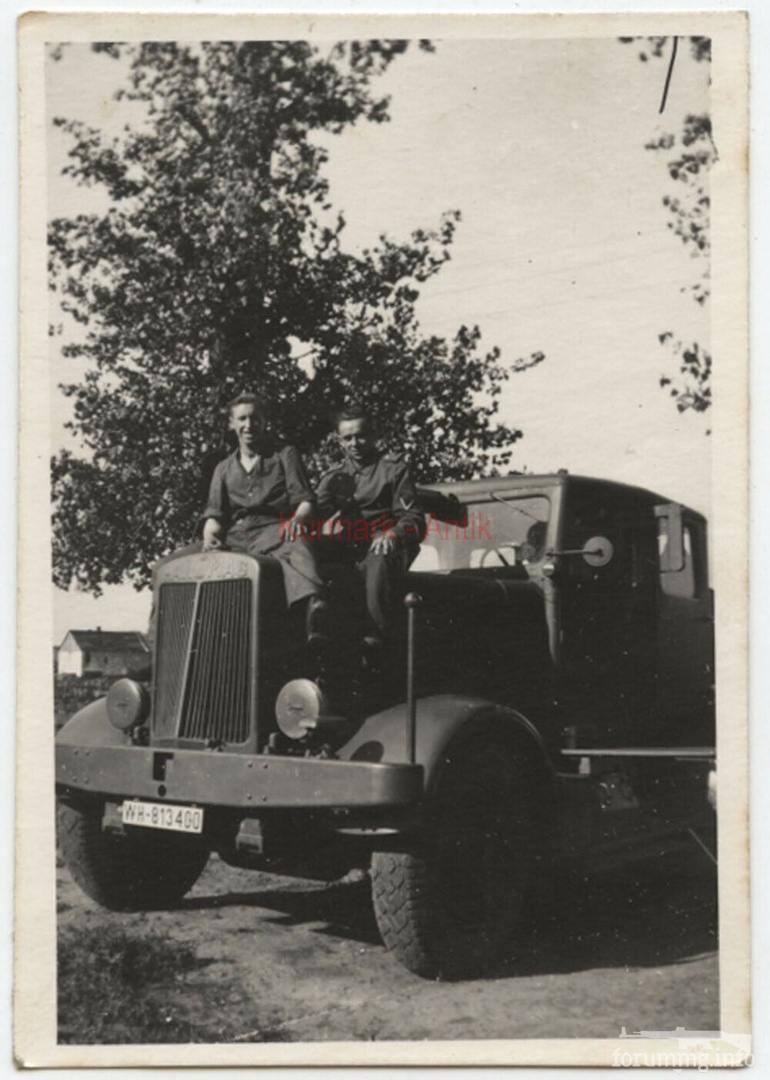 121591 - Грузовые и спец.автомобили Третьего рейха