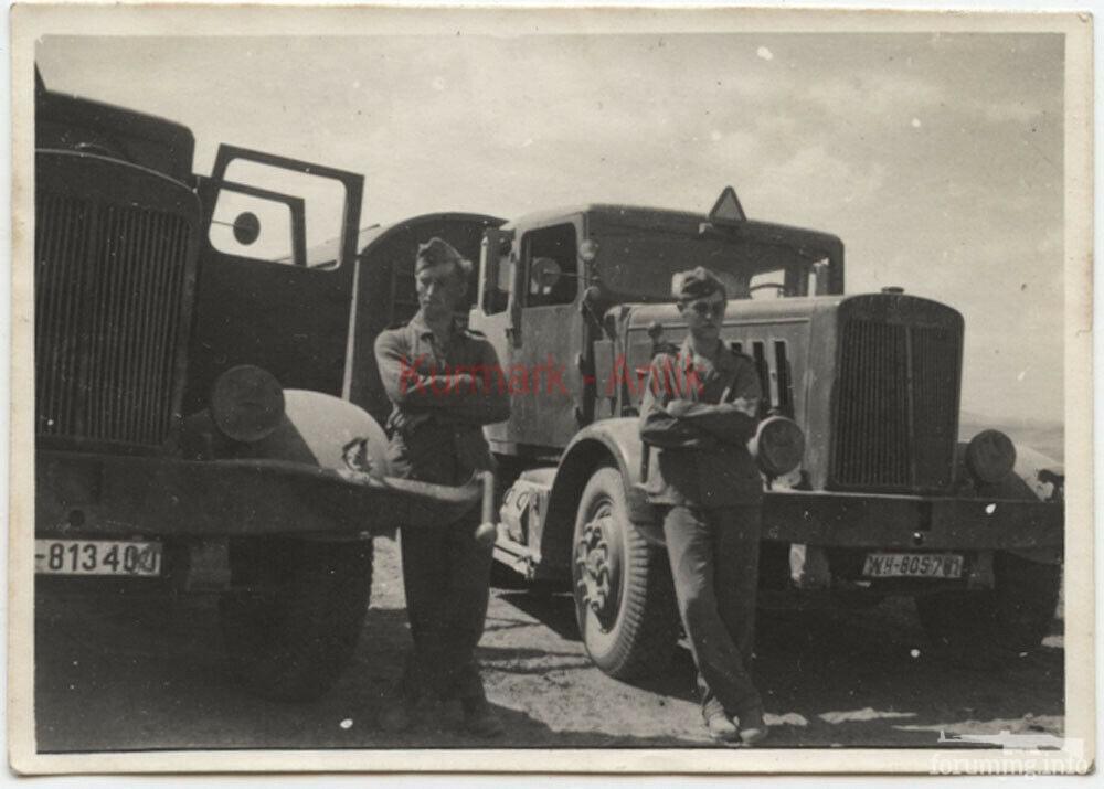 121592 - Грузовые и спец.автомобили Третьего рейха