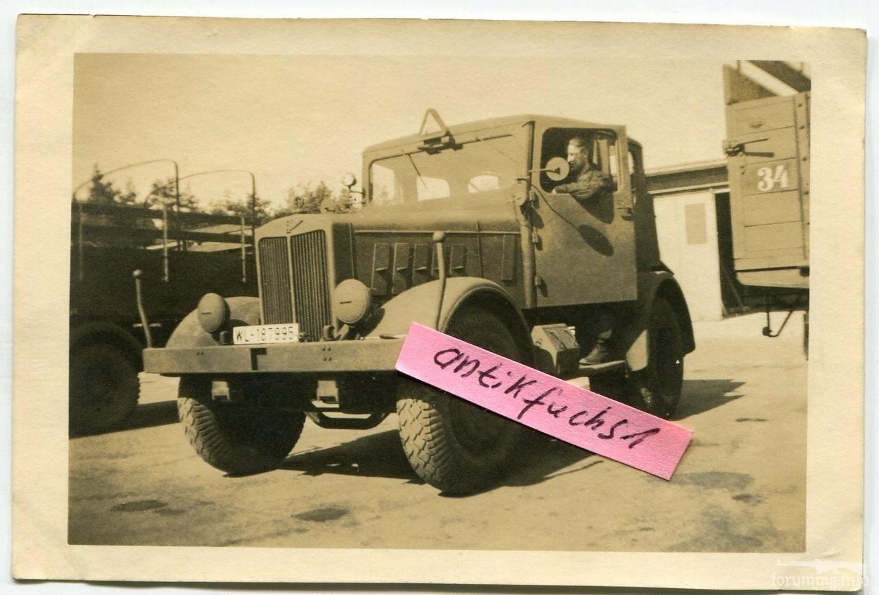 121593 - Грузовые и спец.автомобили Третьего рейха