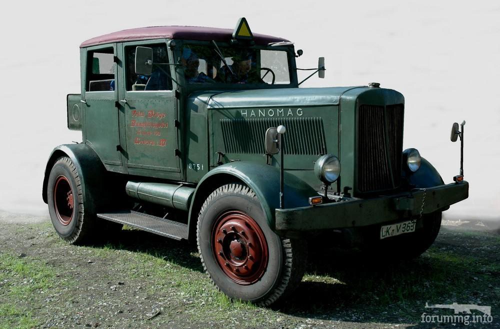 121595 - Грузовые и спец.автомобили Третьего рейха